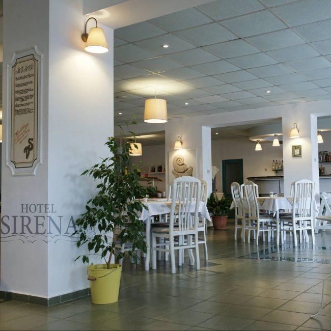 Ресторант, хотел Сирена