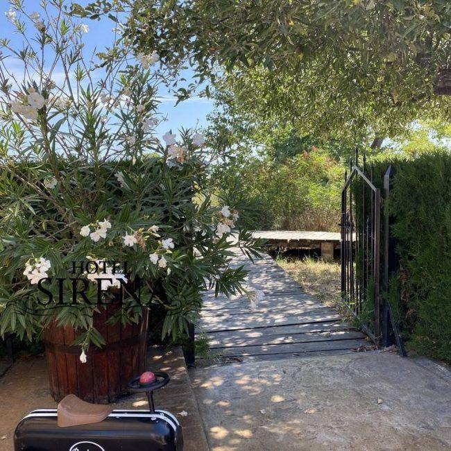 Градина, хотел Сирена
